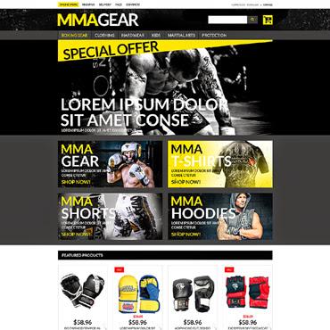 MMA Gear Store