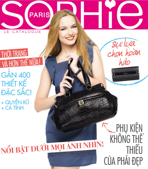 Sophie Paris Catalog số 12