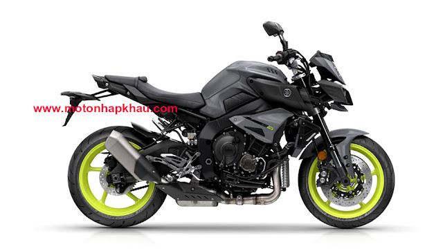 Yamaha MT-10 Màu Xám