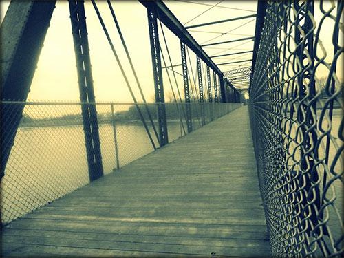 Вдъхновяващи фотографии на мостове