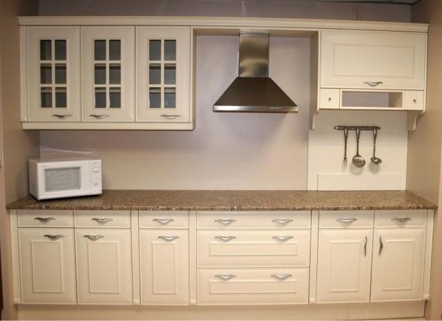 Muebles De Cocina Moderna. Gallery Of Cocina Pequea Con De Aluminio ...