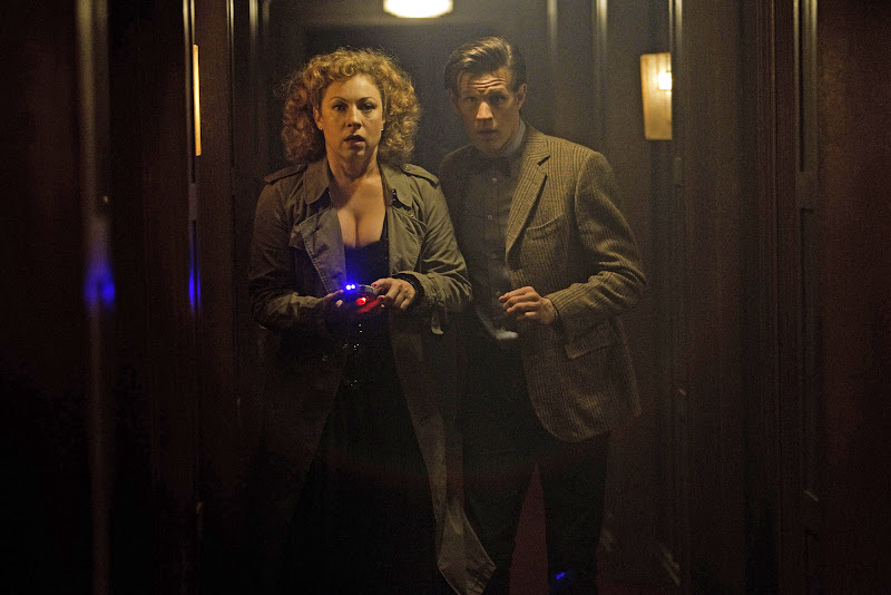 Doctor Who season 7 – The Angels Take Manhattan