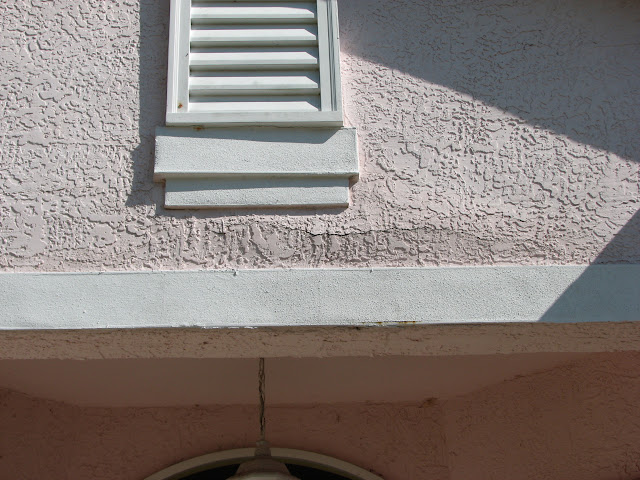 Stucco Repair Before And After Photos Project Showcase Diy Chatroom Home Improvement Forum