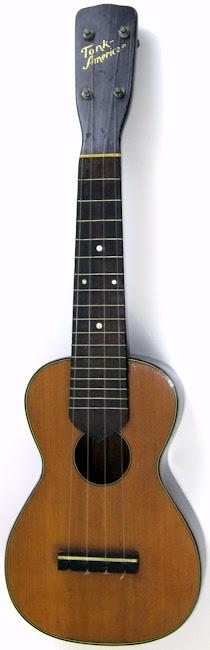 Tonk American Soprano ukulele
