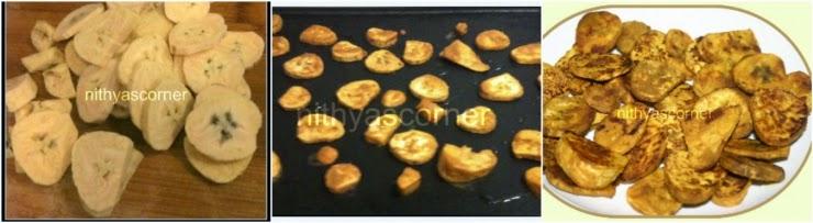 Plantain fry recipe