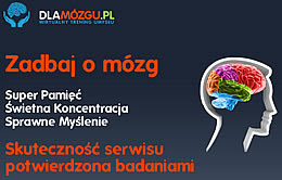 www.dlamozgu.pl - zadbaj o mózg