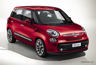 Fiat 500L official image