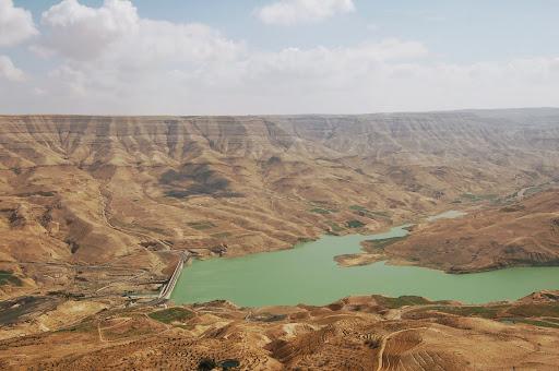 Иордания Озеро