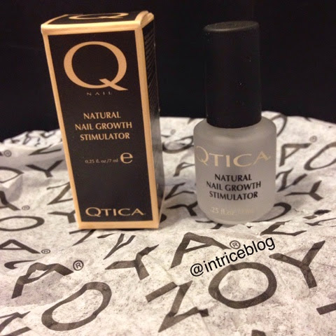 zoya mystery bag 2014 - qtica natural nail growth stimulator - photo credit: intrice.blogspot.com