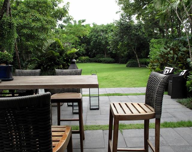 Bloggang.com : อาโฮเฮะ - 99 Rest Backyard Cafe