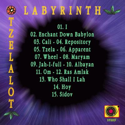 [DPH019] Tzelalot - Labyriinth