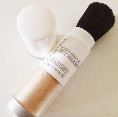 JONATHAN Product Green Rootine Dry Shampoo