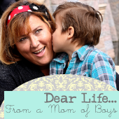 Dear Life From a Mom f Boys