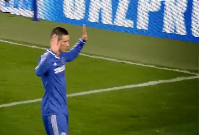 Torres, Chelsea - Atletico Madrid