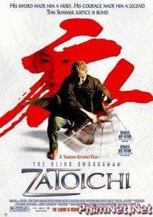 Phim Kiếm Sĩ Mù Zatoichi Full Hd - The Blind Swordsman: Zatoichi