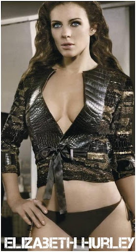 liz hurley wonder woman. beauty Elizabeth Hurley is