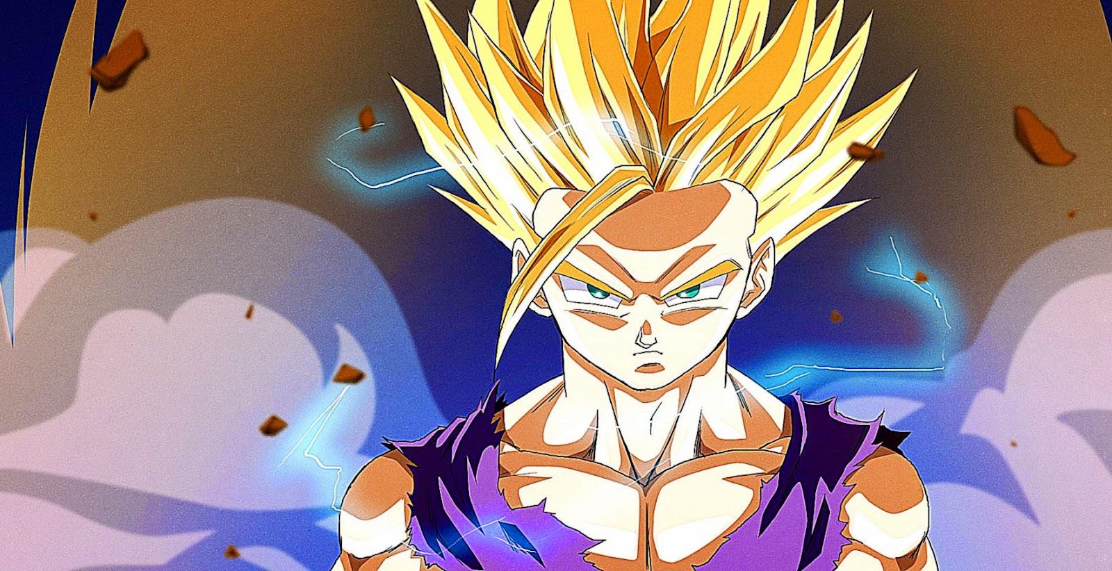 Dragon Ball Z Wallpaper Super Saiyans: Goku Super Saiyan Hd Wallpapers