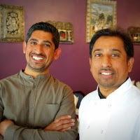 Restaurant indien Le Taj Mahal au Havre.