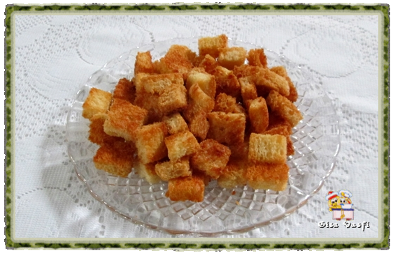 Croutons 1