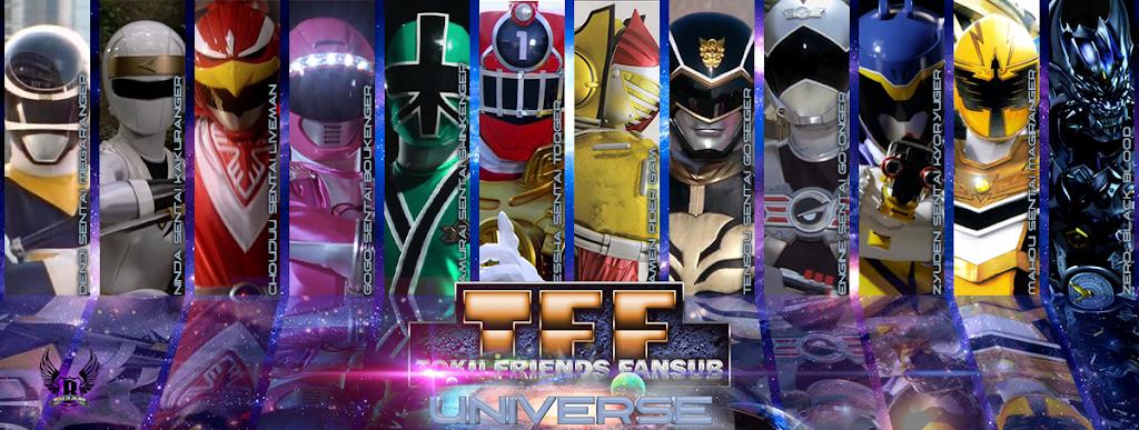 Xem phim Denji Sentai Megaranger - Chiến đội Điện tử Megaranger   Denji Sentai Megarenjā Vietsub