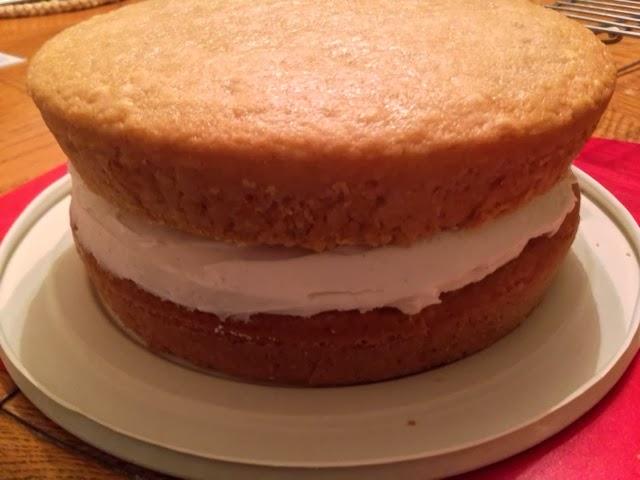 Grandma Vegan Cake