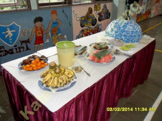 Catering Taman Cibodas