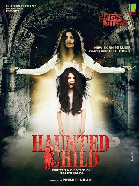 Poster Of Hindi Movie Haunted Child (2014) Free Download Full New Hindi Movie Watch Online At alldownloads4u.com