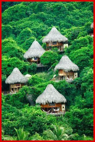 Sitios de la Costa Caribe Colombiana
