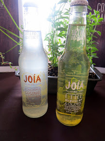 Portland Monthly's Country Brunch and Bloody Mary Smackdown, Joia Natural Soda provided an alternative refreshment