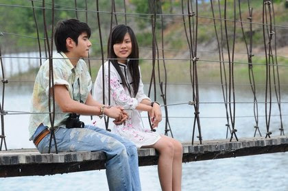 nam and shone on crazy little thing called love scene
