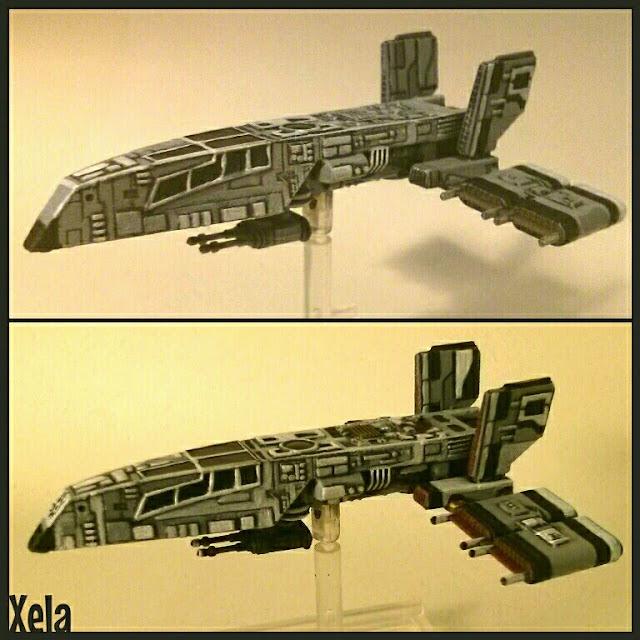 HWK-290 repintado por Xela 2a fase