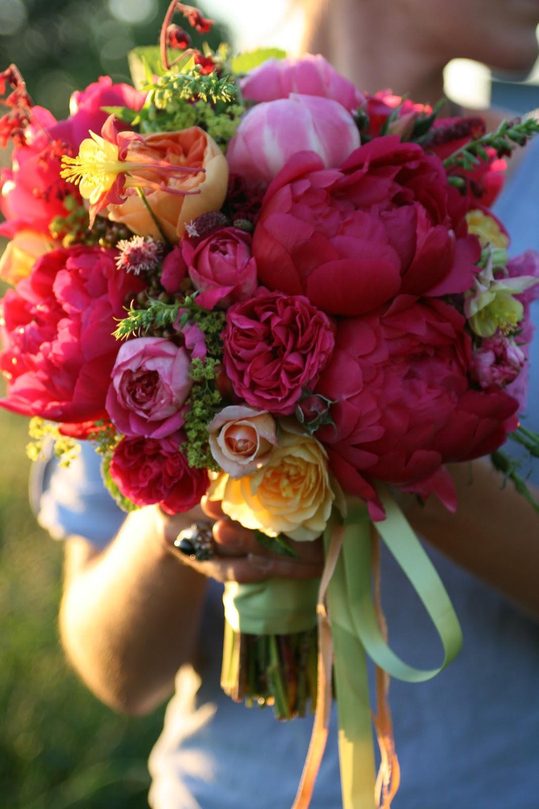 Peony Paradise Floret Flowers