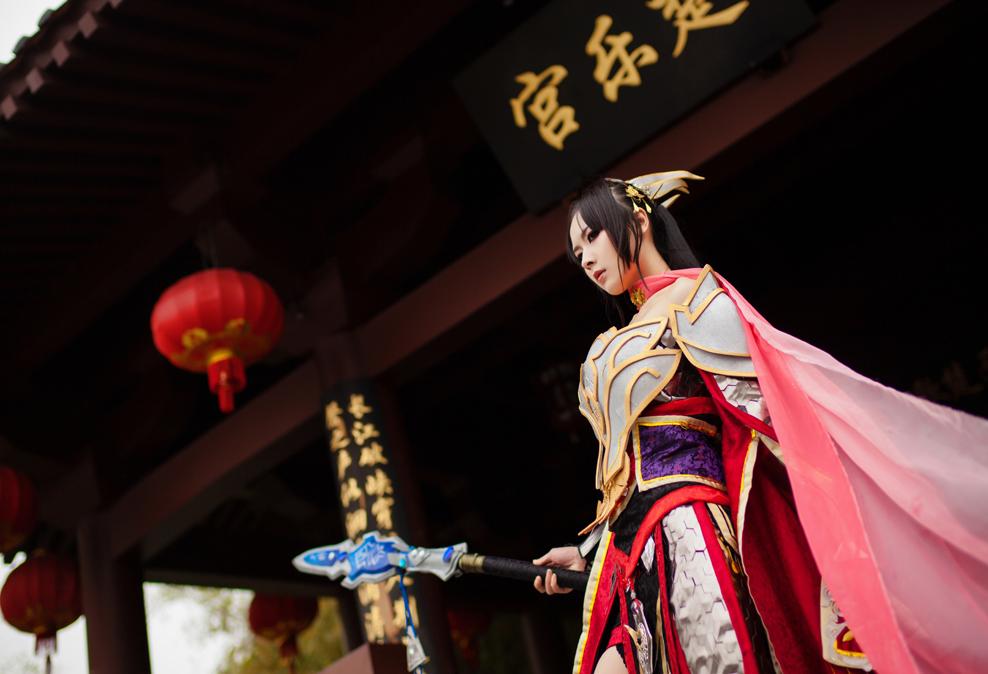 Vẻ đẹp của nữ hiệp Thiên Sách Phủ trong VLTK 3 - Ảnh 6