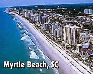 Myrtle Beach Storage and Moving Trucks in the Myrtle Beach Area