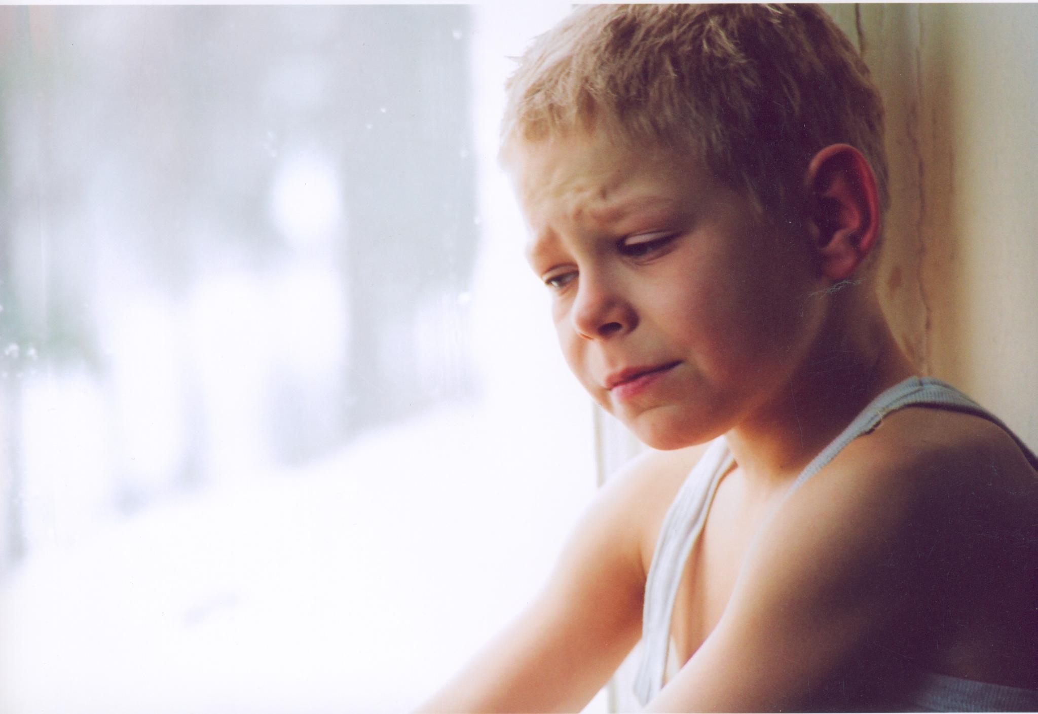 Бывший муж не хочет общаться со своим ребенком