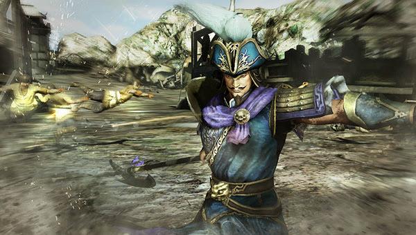 Dynasty Warriors 8 có mặt tại Úc vào cuối tháng Bảy 10