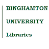 Binghamton University Libraries