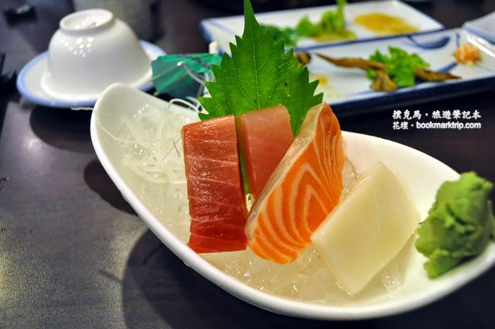 新玖富日本料理梅定食