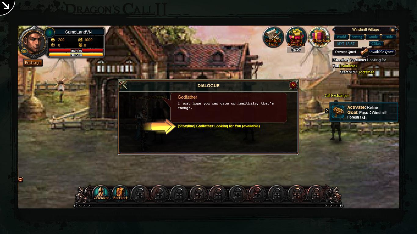 Một số hình ảnh về webgame Dragon's Call 2 - Ảnh 3