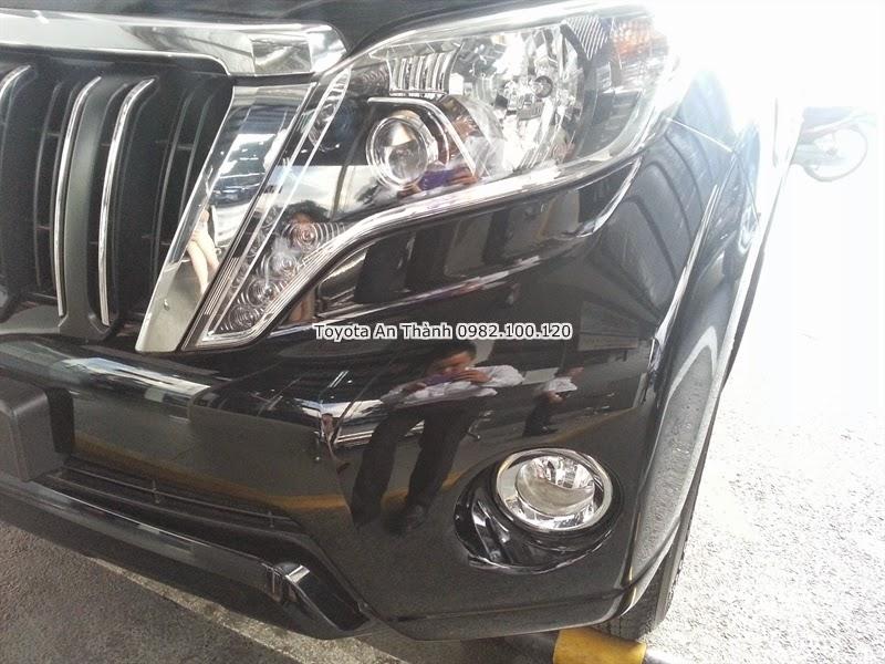 Khuyến Mãi Giá Bán Xe Toyota Land Prado 2015 Nhập Khẩu 04