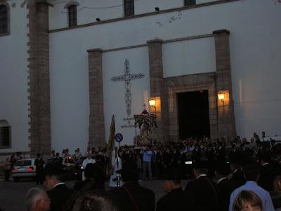 23/05/10: La Patrona, saliendo de Santa Catalina. Foto: Pozoblanco News, las noticias y la actualidad de Pozoblanco (Córdoba). Prohibido su uso y reproducción * www.pozoblanconews.blogspot.com