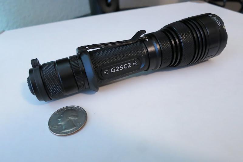 EagleTac G25C2 MKII