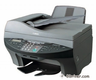 download Canon MultiPASS MP730 printer's driver
