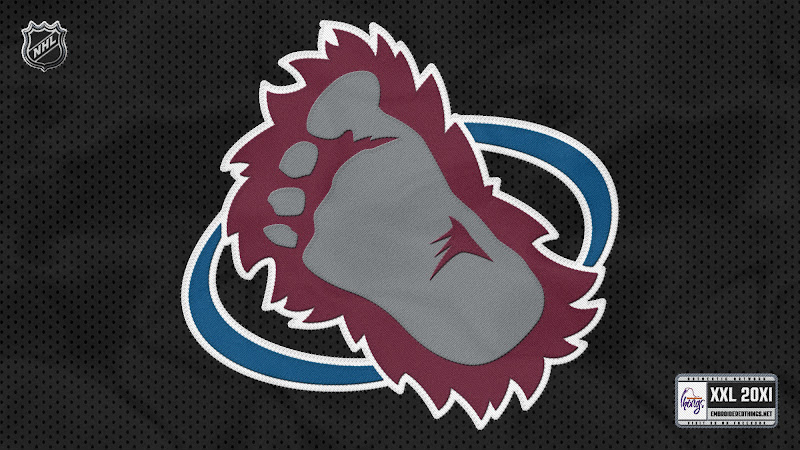 colorado avalanche logo black images pictures becuo