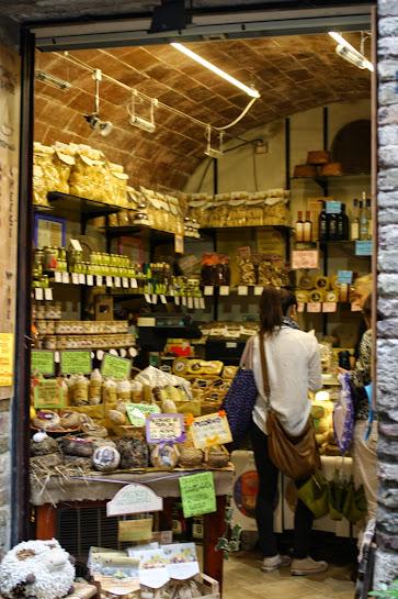 cheese tuscany italy