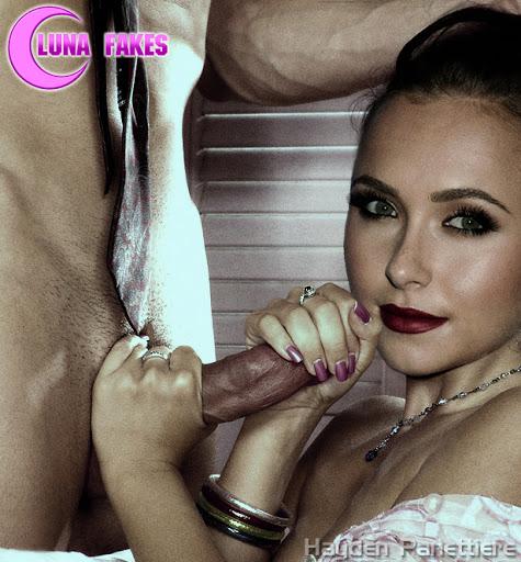 Luna Fakes Hayden Patiere Dulce Maria Famosas Full