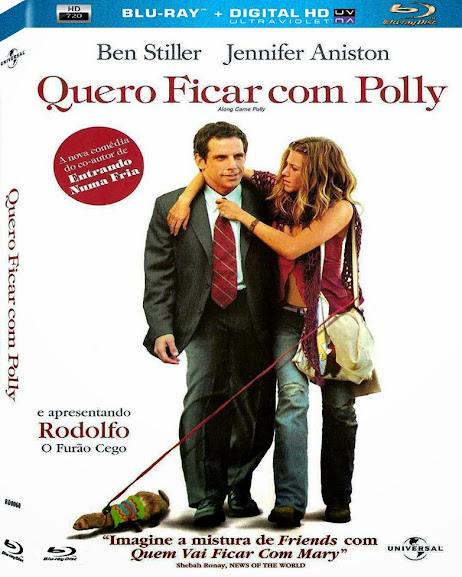 Quero Ficar Com Polly (2004) BDRip BluRay 720p Torrent Dublado
