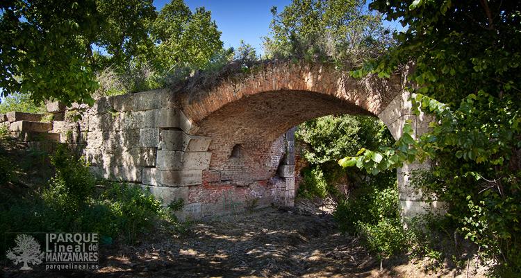 Novena Esclusa del Real Canal del Manzanares