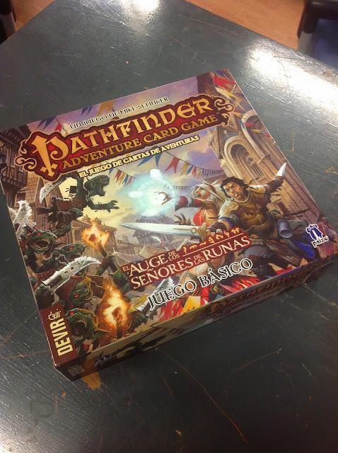 Caja Pathfinder