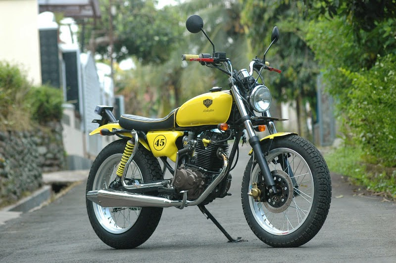 modifikasi honda tiger jadi cb